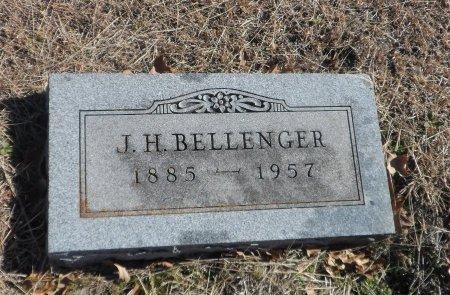 BELLENGER, JOHN HERBERT - Parker County, Texas | JOHN HERBERT BELLENGER - Texas Gravestone Photos