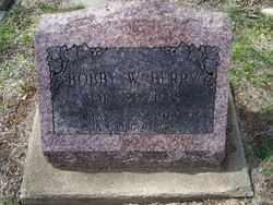 BERRY, BOBBY WAYNE - Parker County, Texas | BOBBY WAYNE BERRY - Texas Gravestone Photos