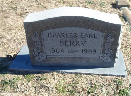 BERRY, CHARLES EARL - Parker County, Texas | CHARLES EARL BERRY - Texas Gravestone Photos