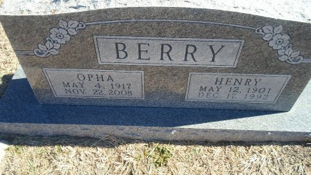 BERRY, HENRY EMMITT - Parker County, Texas | HENRY EMMITT BERRY - Texas Gravestone Photos