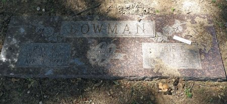 RUTHERFORD BOWMAN, DORIS - Parker County, Texas | DORIS RUTHERFORD BOWMAN - Texas Gravestone Photos