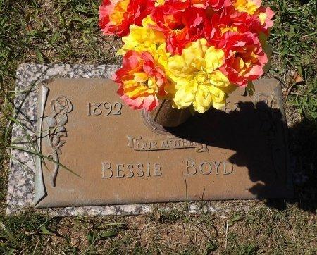 BOYD, BESSIE - Parker County, Texas | BESSIE BOYD - Texas Gravestone Photos