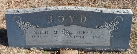 BOYD, MILLIE MAE - Parker County, Texas | MILLIE MAE BOYD - Texas Gravestone Photos