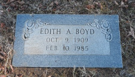 BOYD, EDITH ANN - Parker County, Texas | EDITH ANN BOYD - Texas Gravestone Photos