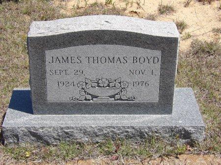 BOYD, JAMES THOMAS - Parker County, Texas | JAMES THOMAS BOYD - Texas Gravestone Photos