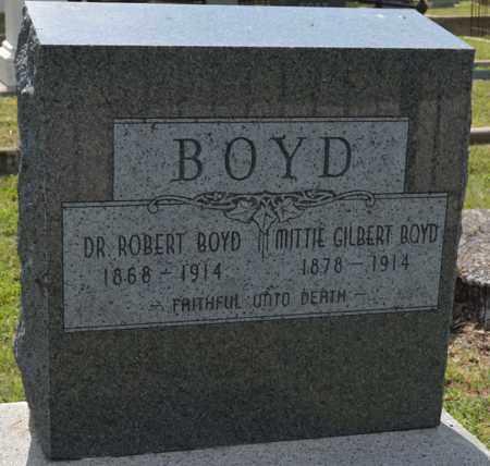 BOYD, ROBERT - Parker County, Texas | ROBERT BOYD - Texas Gravestone Photos