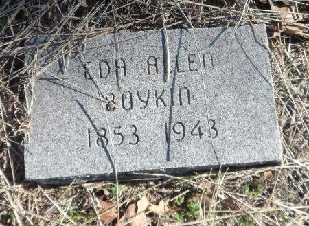 BREWER BOYKIN, EDA ARTIMISS - Parker County, Texas | EDA ARTIMISS BREWER BOYKIN - Texas Gravestone Photos