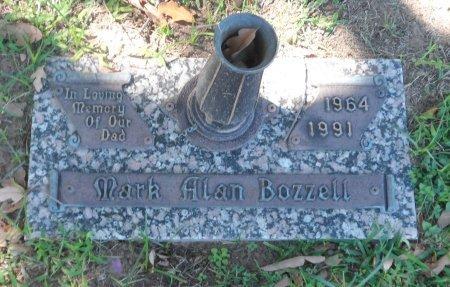 BOZZELL, MARK ALAN - Parker County, Texas | MARK ALAN BOZZELL - Texas Gravestone Photos