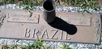 BRAZIL, MOENA - Parker County, Texas | MOENA BRAZIL - Texas Gravestone Photos