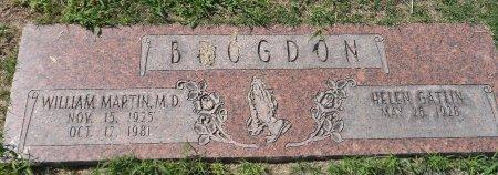 GATLIN BROGDON, HELEN FRANCIS - Parker County, Texas   HELEN FRANCIS GATLIN BROGDON - Texas Gravestone Photos