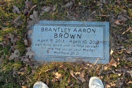 BROWN, BRENTLEY AARON - Parker County, Texas   BRENTLEY AARON BROWN - Texas Gravestone Photos