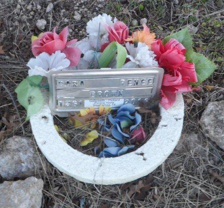 BROWN, CARA RENEE - Parker County, Texas | CARA RENEE BROWN - Texas Gravestone Photos