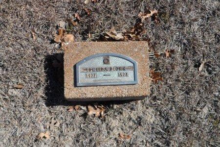 BROWN, EDWARD W. - Parker County, Texas   EDWARD W. BROWN - Texas Gravestone Photos