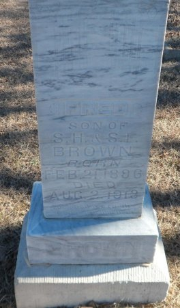 BROWN, FRED - Parker County, Texas | FRED BROWN - Texas Gravestone Photos