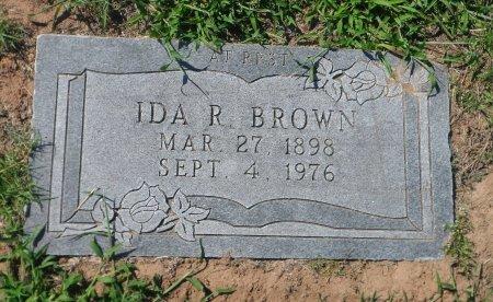BROWN, IDA RUTH - Parker County, Texas | IDA RUTH BROWN - Texas Gravestone Photos