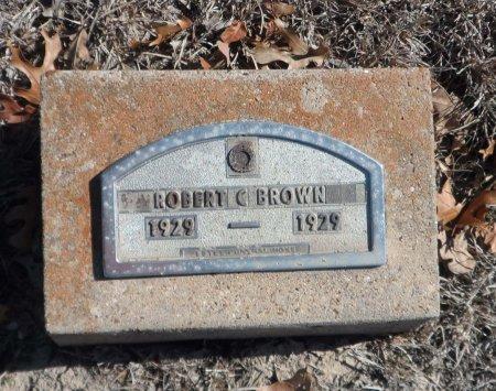 BROWN, ROBERT CHANDLER - Parker County, Texas   ROBERT CHANDLER BROWN - Texas Gravestone Photos