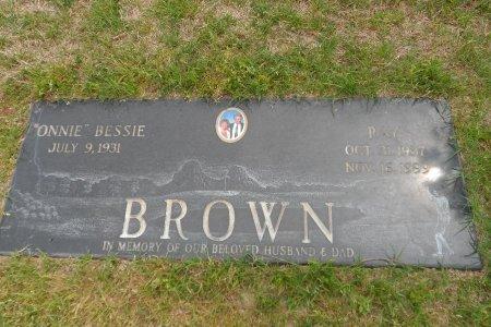 BROWN, RAYMOND - Parker County, Texas   RAYMOND BROWN - Texas Gravestone Photos