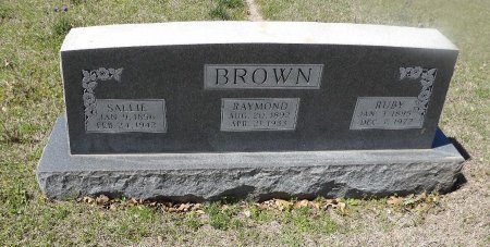 BROWN, SARAH ANGELINE - Parker County, Texas | SARAH ANGELINE BROWN - Texas Gravestone Photos