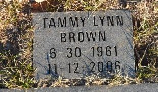 BROWN, TAMMY LYNN - Parker County, Texas   TAMMY LYNN BROWN - Texas Gravestone Photos