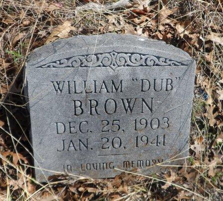 BROWN, WILLIAM - Parker County, Texas | WILLIAM BROWN - Texas Gravestone Photos