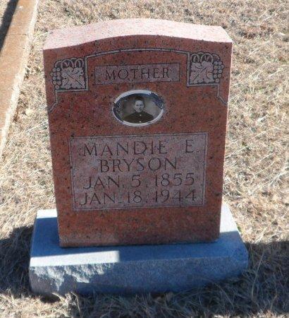 BRYSON, AMANDA ELIZABETH - Parker County, Texas   AMANDA ELIZABETH BRYSON - Texas Gravestone Photos