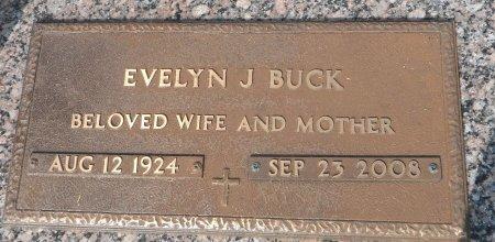 BUCK, EVELYN JANICE - Parker County, Texas | EVELYN JANICE BUCK - Texas Gravestone Photos