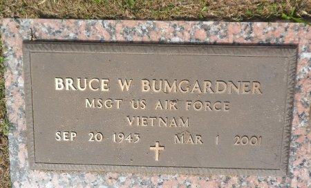 BUMGARDNER (VETERAN VIET), BRUCE WAYNE - Parker County, Texas   BRUCE WAYNE BUMGARDNER (VETERAN VIET) - Texas Gravestone Photos