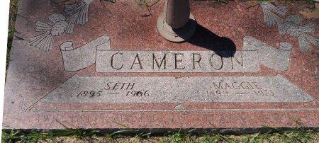 CAMERON, MARGARET A. - Parker County, Texas | MARGARET A. CAMERON - Texas Gravestone Photos