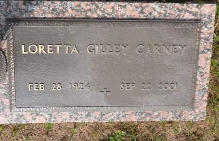 GILLEY CARNEY, MILDRED LORETTA - Parker County, Texas   MILDRED LORETTA GILLEY CARNEY - Texas Gravestone Photos