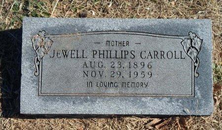 CARROLL, ELLA JEWEL - Parker County, Texas | ELLA JEWEL CARROLL - Texas Gravestone Photos