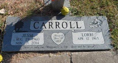 CARROLL, JESSE GLENN - Parker County, Texas   JESSE GLENN CARROLL - Texas Gravestone Photos