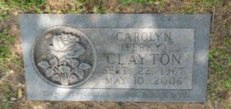 CLAYTON, CAROLYN SUE - Parker County, Texas   CAROLYN SUE CLAYTON - Texas Gravestone Photos