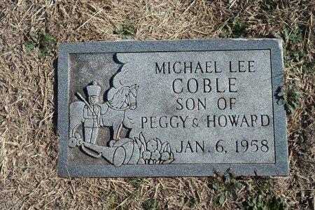COBLE, MICHAEL LEE - Parker County, Texas | MICHAEL LEE COBLE - Texas Gravestone Photos