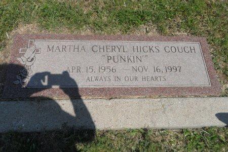 COUCH, MARTHA CHERYL - Parker County, Texas   MARTHA CHERYL COUCH - Texas Gravestone Photos