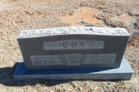 COX, DAVID AUSTIN - Parker County, Texas | DAVID AUSTIN COX - Texas Gravestone Photos