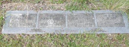 COX, DOLLIE EVALEE - Parker County, Texas   DOLLIE EVALEE COX - Texas Gravestone Photos