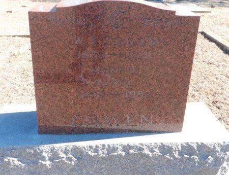 CRAVEN, WILLIAM THOMAS - Parker County, Texas   WILLIAM THOMAS CRAVEN - Texas Gravestone Photos