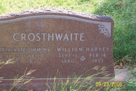 CROSTHWAITE, CLEOPATRA ALWILDA - Parker County, Texas | CLEOPATRA ALWILDA CROSTHWAITE - Texas Gravestone Photos