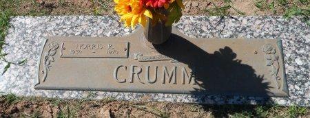 CRUMM, NORRIS RANDOLPH JR. - Parker County, Texas | NORRIS RANDOLPH JR. CRUMM - Texas Gravestone Photos