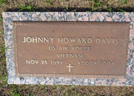 DAVIS (VETERAN VIET), JOHNNY HOWARD - Parker County, Texas | JOHNNY HOWARD DAVIS (VETERAN VIET) - Texas Gravestone Photos