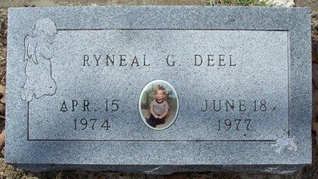 DEEL, RYNEAL GILES - Parker County, Texas   RYNEAL GILES DEEL - Texas Gravestone Photos