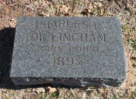 DILLINGHAM, CHARLES C. - Parker County, Texas   CHARLES C. DILLINGHAM - Texas Gravestone Photos