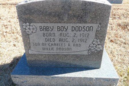 DODSON, BABY BOY - Parker County, Texas | BABY BOY DODSON - Texas Gravestone Photos