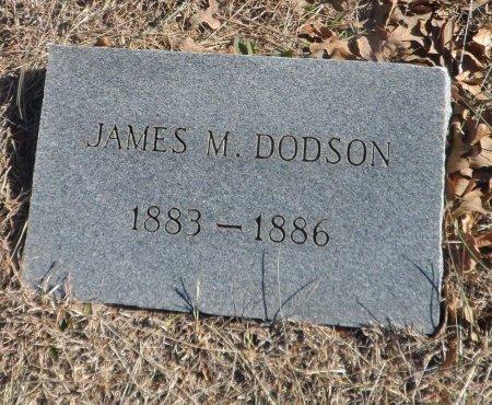 DODSON, JAMES M. - Parker County, Texas | JAMES M. DODSON - Texas Gravestone Photos