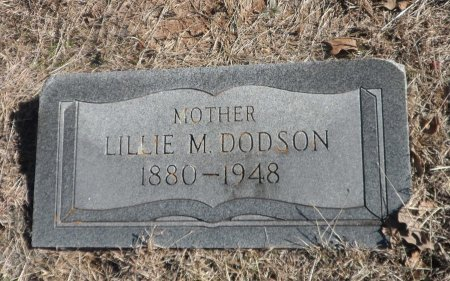 DODSON, LELLA MAY - Parker County, Texas | LELLA MAY DODSON - Texas Gravestone Photos
