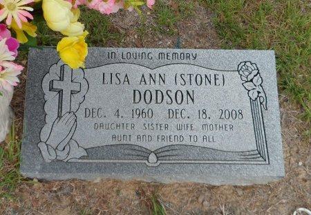 STONE DODSON, LISA ANN - Parker County, Texas   LISA ANN STONE DODSON - Texas Gravestone Photos