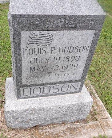 DODSON, LOUIS P - Parker County, Texas | LOUIS P DODSON - Texas Gravestone Photos