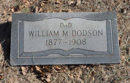DODSON, WILLIAM MONROE - Parker County, Texas | WILLIAM MONROE DODSON - Texas Gravestone Photos