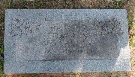 DOWLEN EDWARDS, ADA BELLE - Parker County, Texas | ADA BELLE DOWLEN EDWARDS - Texas Gravestone Photos
