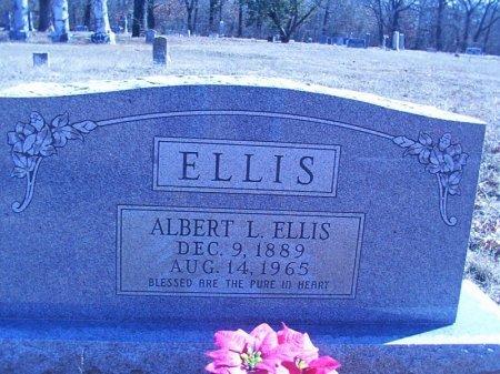 ELLIS, ALBERT L. - Parker County, Texas | ALBERT L. ELLIS - Texas Gravestone Photos